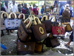Awesome handcrafted bags