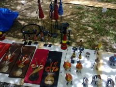 More handcrafted crafts