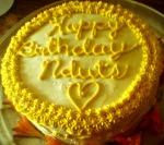 Nduts yellow cake