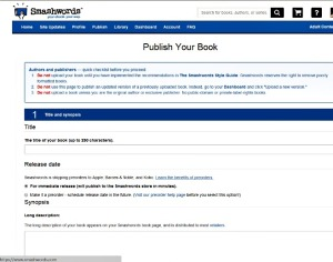smashwords book
