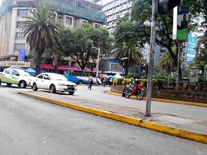 Nairobi town