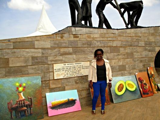 Visiting the Ubantu Festival –2015