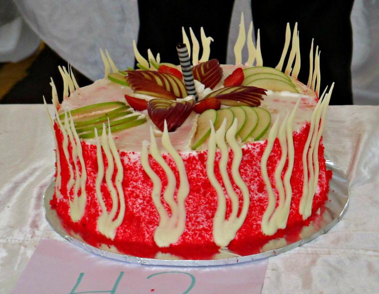 Poetry Wonder at the CakeFest2542016
