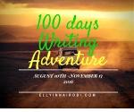 100 days Writing Adventure