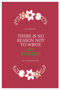 there is no reason to stay unpublished