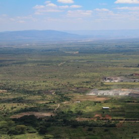 A world inside the Rift Valley