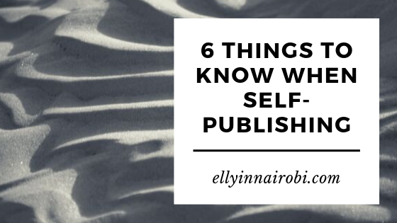 blog post picture about self publishing